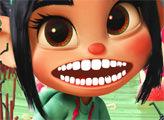 Игра Ванилопа Фон Кекс у зубного врача