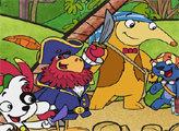 Игра Пазл: Приключения Пирата Доки