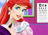 Игра Ариэль: лечим глаза