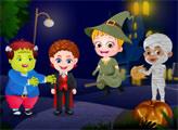 Игра Малышка Хейзел: Хэллоуин
