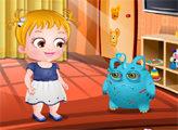 Игра Малышка Хейзел и Инопланетный друг