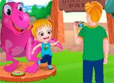 Игра Малышка Хейзел: Парк Динозавров