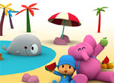 Игра Пазл: Покойо на пляже