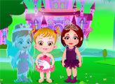 Игра Малышка Хейзел: Балерина в стране фей