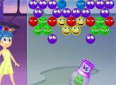 Игра Поиграй в пузыри с Радостью