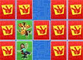Игра Фиксики: Тест памяти