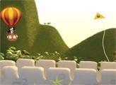 Игра Доки на воздушном шаре