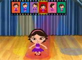 Игра Маленькие Эйнштейны: Сольный танец Джун