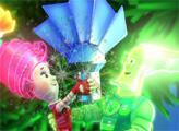 Игра Пазл: Фиксики -  Мася и Папус