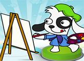 Игра Пазл: Доки - художник