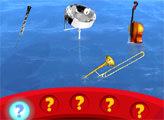 Игра Маленькие Эйнштейны: Океан с музыкальными инструментами
