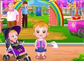 Игра Малышка Хейзел: Карнавал-ярмарка
