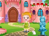 Игра Малышка Хейзел - Принцесса