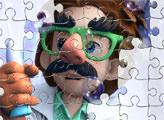 Игра Пазл: Дим Димыч и Мыльные пузыри