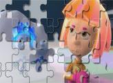 Игра Фиксики: Пазл - Нолик и Симка