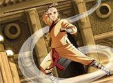 Игра Аватар Легенда об Аанге: пазл