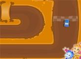 Игра Фиксики: Кольцевые гонки