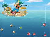 Игра Рыбалка Гуфи
