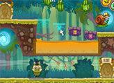 Игра Улитка Боб 8: Приключения на острове