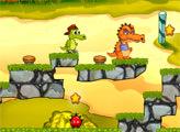 Игра Приключения крокодилов Свомпи