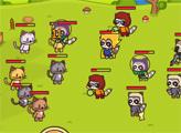 Игра Ударный Отряд Котят 3: Последняя битва