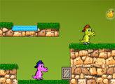 Игра Приключения крокодилов Свомпи 2