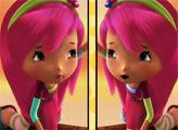 Игра Шарлотта Земляничка: Отличия