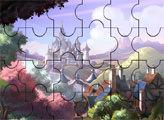 Игра Пазл - Замок Принцессы Софии