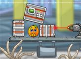 Игра Путешествие апельсина: В космосе