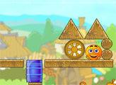 Игра Спаси апельсин: Новые уровни 3