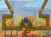 Игра Путешествие апельсина: Пираты