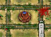 Игра Оборона в Зомби Апокалипсис