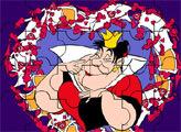 Игра Пазл - Королева