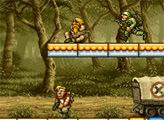 Игра Метал Слаг: Спасение заложников