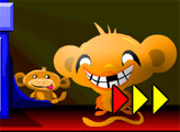 Игра Счастливая обезьянка 1