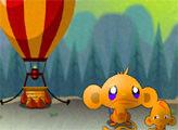 Игра Счастливая обезьянка 2