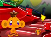 Игра Счастливая обезьянка: Конфеты