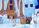 Игра Спокойной ночи мистер Снузелберг 2 — эпизод 1: Зимние игры