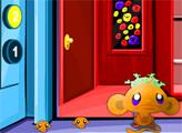 Игра Счастливая обезьянка: Лифты 2