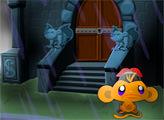Игра Счастливая обезьянка: Замок