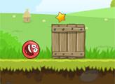 Игра Красный шар 4: Часть 1