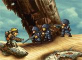 Игра Метал Слаг: наступление