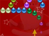 Игра Рождественские пузыри
