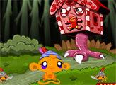 Игра Счастливая обезьянка: Путешествие