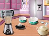 Игра Кухня Сары: Торт-мороженое