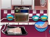 Игра Кухня Сары: Куриные Наггетсы