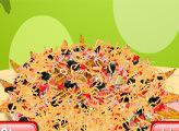 Игра Кухня Сары: Салат Тако