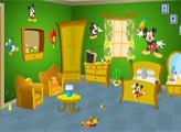 Игра Выход из Комнаты Микки Мауса