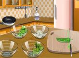 Игра Кухня Сары: Фалафель