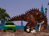 Игра Динозавр Рэкс в Люндоне